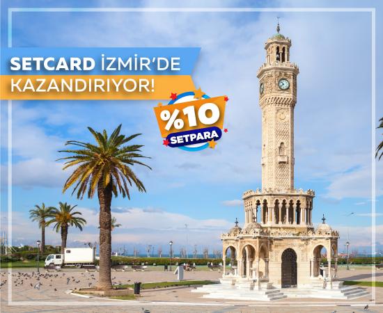 İzmir Setpara Kampanyası
