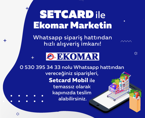 ekomar market duyurusu