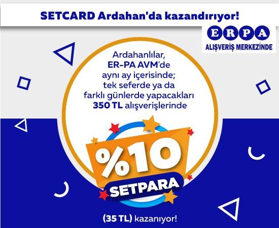 Er-Pa AVM Setpara Kampanyası