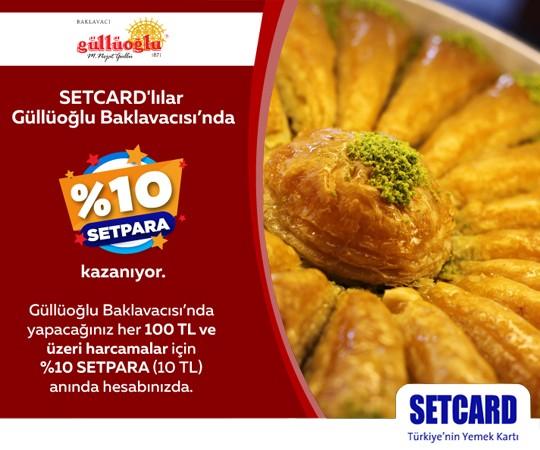 Güllüoğlu Kampanya
