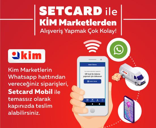 Kim Market Paket Servis Duyurusu