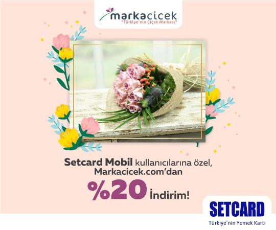 Markacicek.com Kampanya