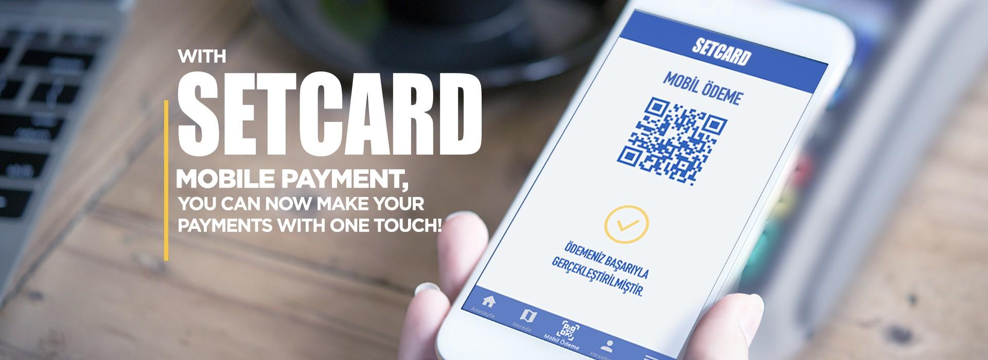 Setcard Mobile Payment