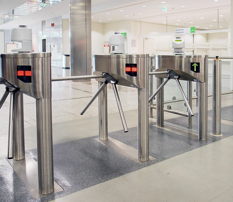 Turnstile Passing Systems